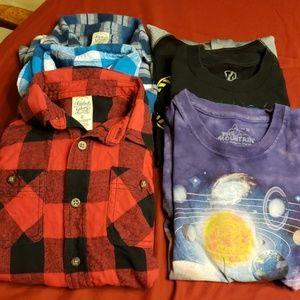 Other - Bundle of 6 Boys Shirts